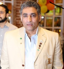 Chef Tahir Chaudhry