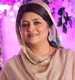 Chef Samina Jalil