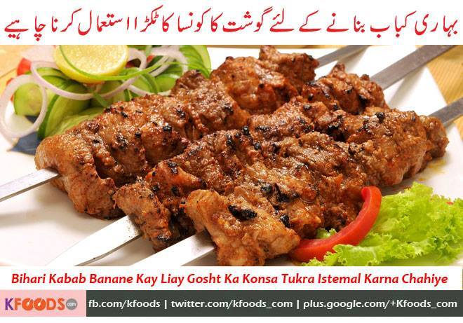 Best Piece of Meat for Making Bihari Kabab