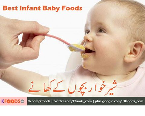 Infant Baby Foods | Ask Kfoods