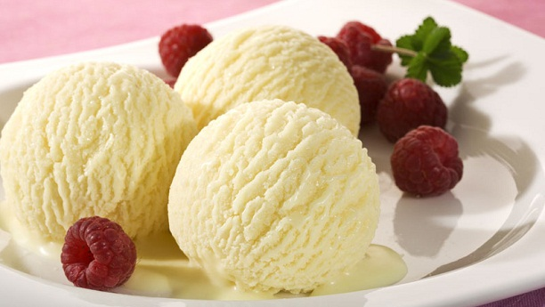 ونیلا آئسکریم<br/> Vanilla Ice Cream