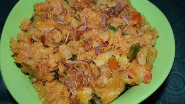Aalu Ka Bhurta Recipe