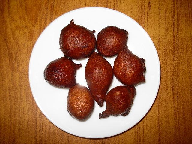 Aam Kay Gulgulay Recipe