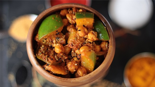 Aam aur Chane ka Achaar Recipe