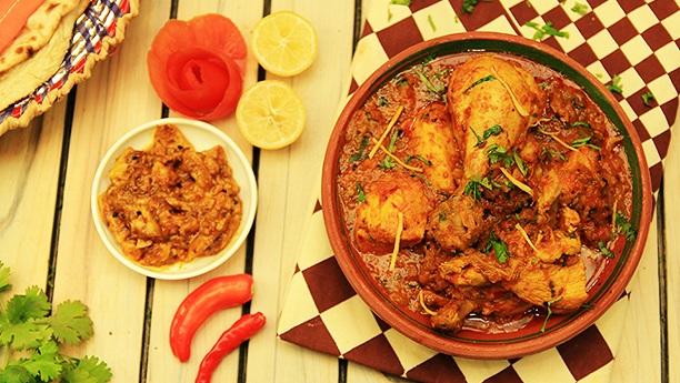 Achari Chicken By Chef Fauzia