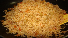 Afghani Rice Recipe
