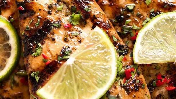 All Purpose Lime Marinade