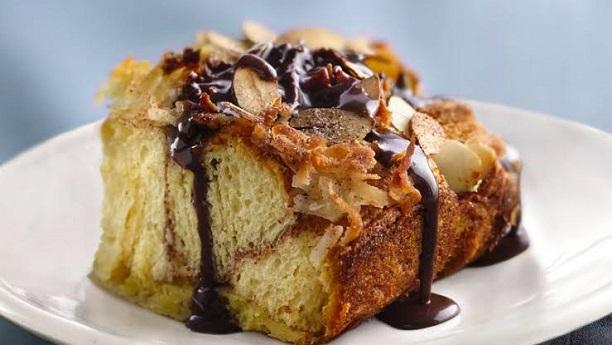 Almond Macaroon Cake Recipe