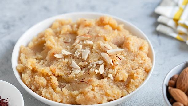Almond Sweet (Badam Halwa) Recipe