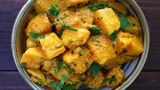 Aloo Achar  Recipe