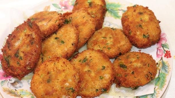 آلو گاجر کے کباب<br/>Aloo Gajar k Kabab