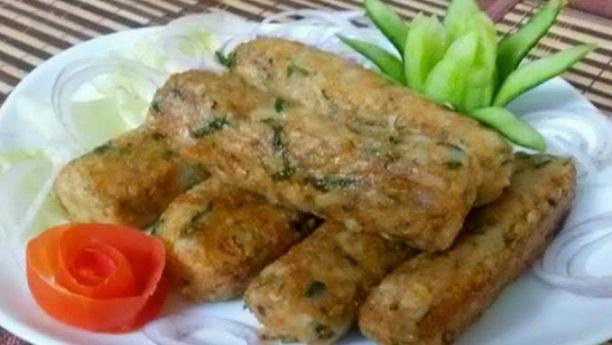 Aloo Kay Seekh Kabab