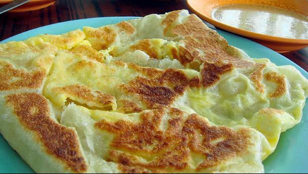 Anday Ki Roti