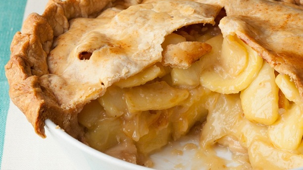 Apple Cheddar Pie Recipe