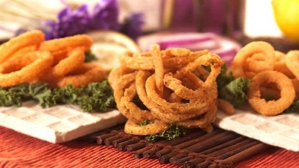 Arabian Mince (Keema) Rings