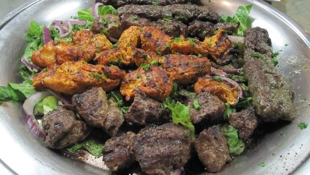 Arabian Night Beef