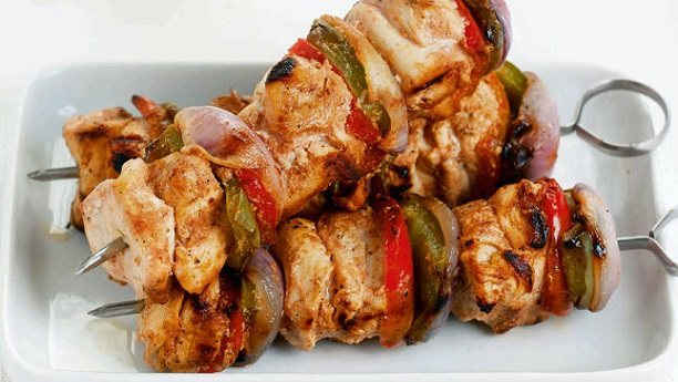 Arabic Chicken Shish Tawook Recipe