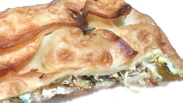 Arabic Paratha