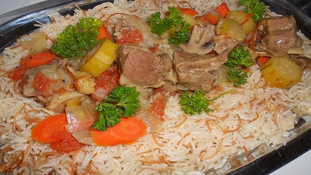 Arabic Rice Recipe