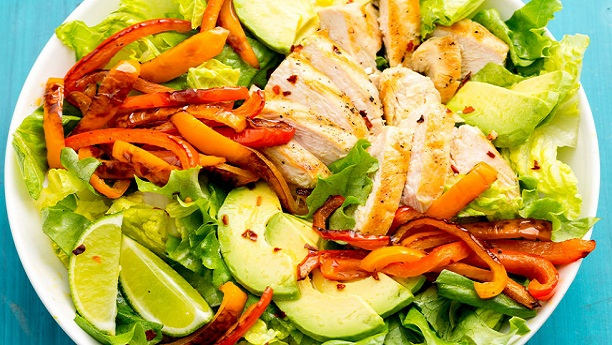 Avocado Diet Salad Recipe