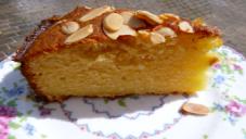 Badami Chocolate Cake