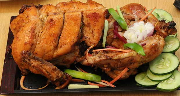 Baked Grilled Chicken