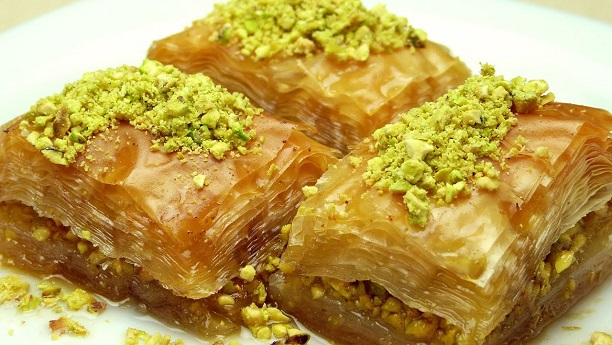 Baklava Sweets Recipe