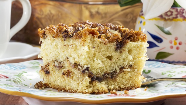 Basic Coffee Cake