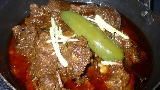 Beef Karahi Recipe