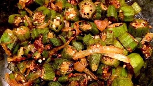 Bhindi Pyaz Masala Recipe