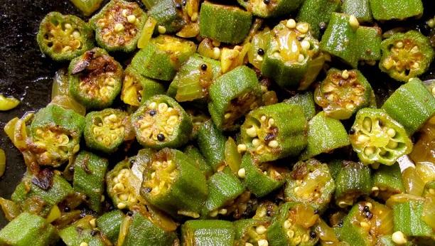 bhindi bhujia recipe in urdu