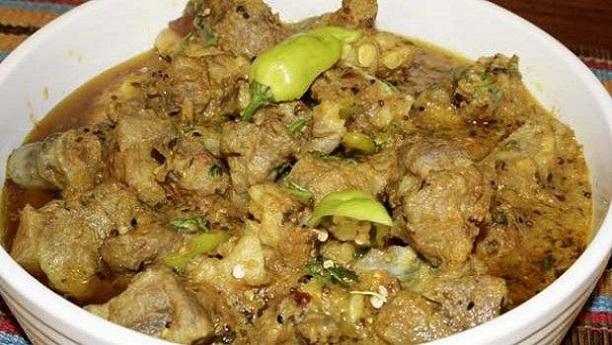 Bhopali Achaar Gosht Recipe