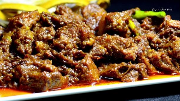 Bhuna Gosht (Meat)