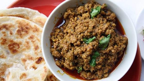 Bhuna Keema & Paratha Recipe