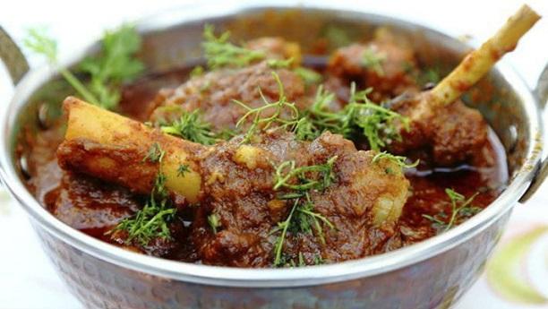 Bhuna Mutton Saalan