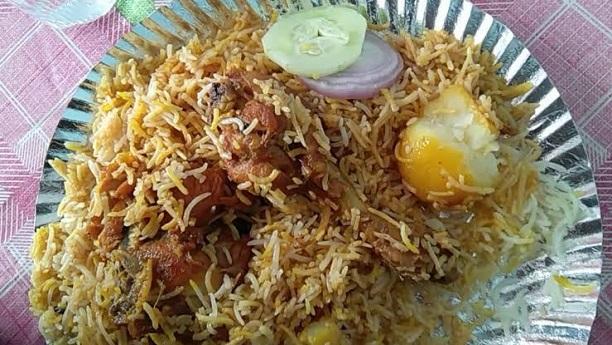 بہاری چکن بوٹی بریانی<br/>Bihari Chicken Boti Biryani