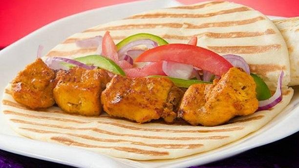 Bihari Kabab with Tawa Paratha