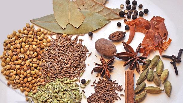 Biryani masala recipe rice recipes in english for Soil meaning in urdu