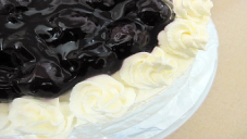 Black Forest Cake Sponge Recipe