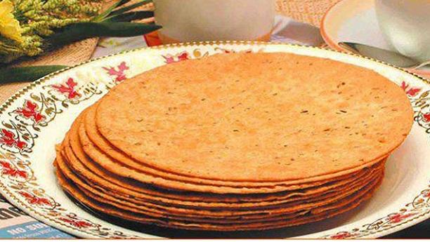 Bohri Khakhra Recipe