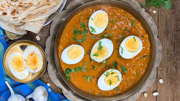 Boil Eggs Ka Saalan Recipe
