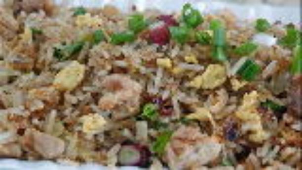 Boneless Fried Fish Rice Recipe