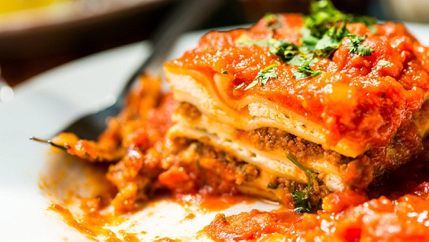 Braised Beef Lasagna Recipe