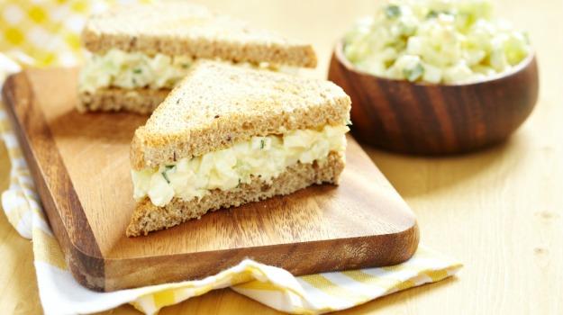 Butter Egg Sandwich