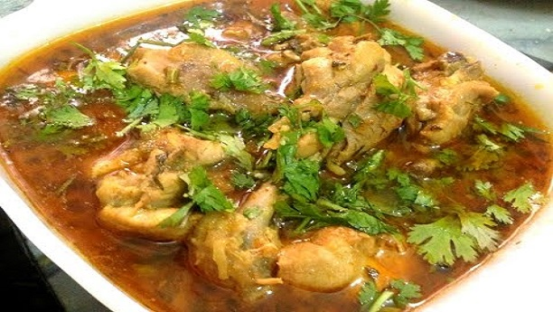 CHICKEN KA SALAN Recipe