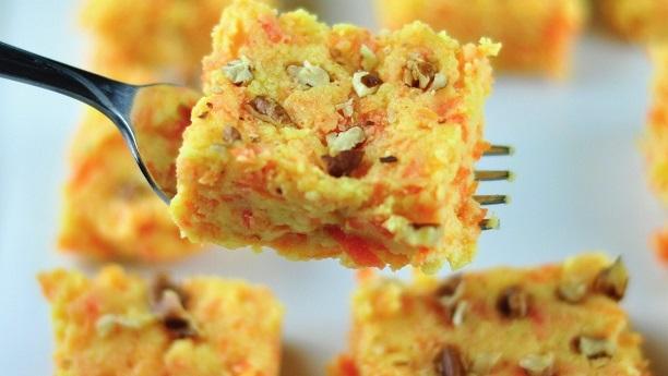 Carrot Kalakand