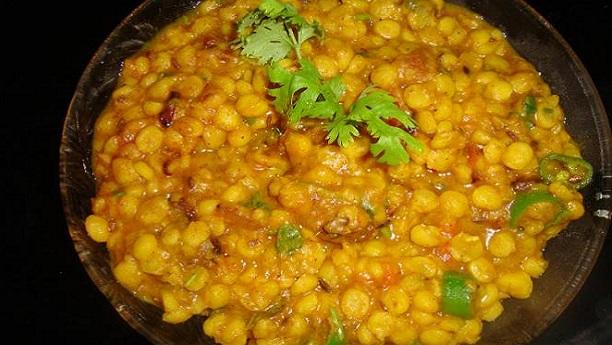 Chana Daal Karahi Recipe