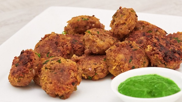 Chana Fried Kabab Recipe
