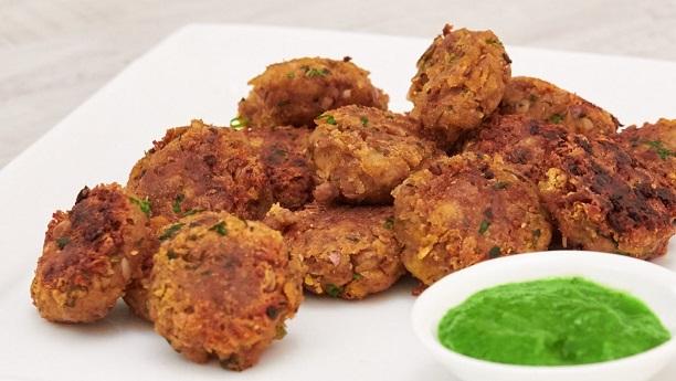 چنا فرائڈ کباب<br/>Chana Fried Kabab