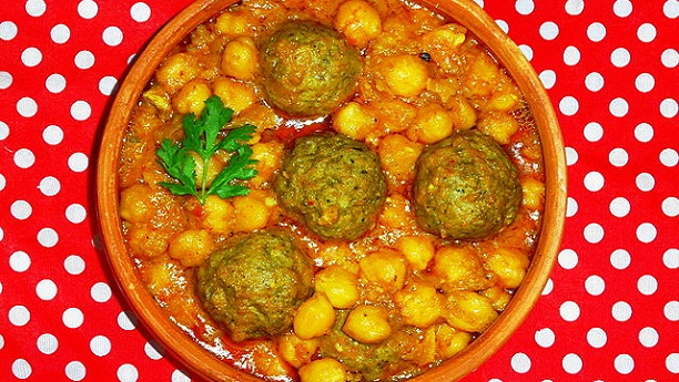 Chana Kofta Recipe